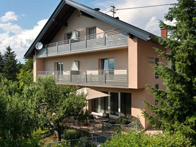 Gästehaus Pension Wulz Lesjak